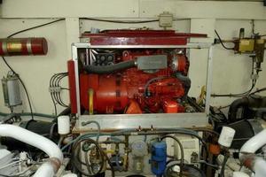 48' Ocean 48 Motor Yacht 1989 Generator