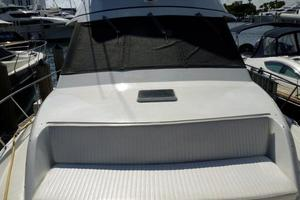 48' Ocean 48 Motor Yacht 1989 Foredeck Seating