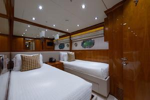 101' Hargrave  2010 Twin Stateroom