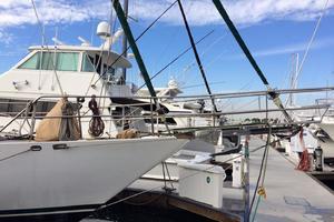 75' Naval Yachts Schooner 1980 Bow Sprit