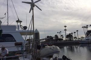 75' Viking Princess 75 My 2004 Wind Generator