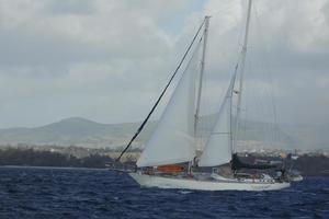 75' Naval Yachts Schooner 1980 Easily Handled Schooner Rig