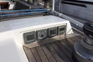 75' Naval Yachts Schooner 1980 Helm Instrumentation