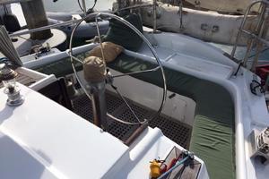 75' Naval Yachts Schooner 1980 Aft Helm Cockpit