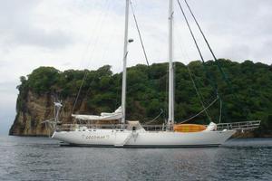 75' Naval Yachts Schooner 1980 Exotic Ports