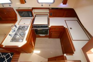 38' Island Packet 380 2003 U shaped galley