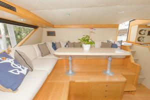 102' Crescent Motor Yacht 1991 Pilothouse