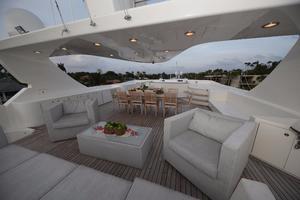 127' Iag Motor Yacht 2010 Flybridge