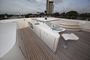 127' Iag Motor Yacht 2010 Flybridge Bar