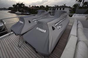 127' IAG Motor Yacht 2010 Boat Deck