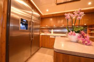 127' Iag Motor Yacht 2010 Galley