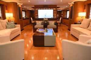 127' Iag Motor Yacht 2010 Main Salon