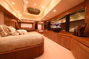 127' IAG Motor Yacht 2010 Master Stateroom