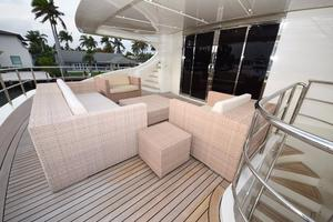 127' Iag Motor Yacht 2010 Bridge Deck