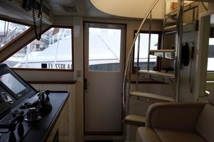 74' Hatteras Series 60 Cpmy 1988 Flybridge