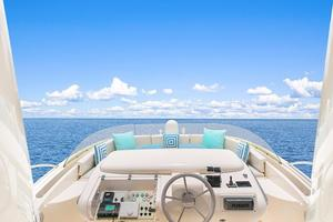 74' Mochi Craft Motor Yacht 2006 Flybridge