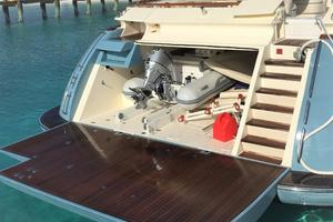 74' Mochi Craft Motor Yacht 2006 74' Mochi Craft Tender Garage
