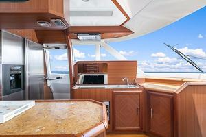 74' Mochi Craft Motor Yacht 2006 74' Mochi Craft Galley