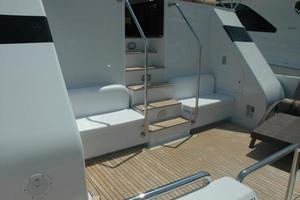 108' Broward Motor Yacht 1995 Extended Deck