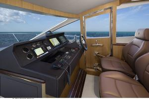 60' Dyna Dyna Craft 60-11 2015 Pilothouse