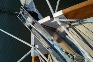 61' Huckins Atlantic 1965 Anchor