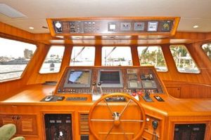 64' Out Island Trawler 2015 Pilothouse