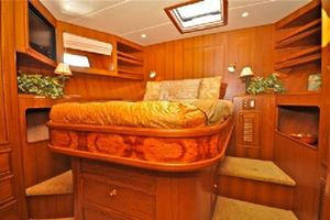 64' Out Island Trawler 2015 VIP Stateroom
