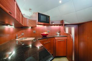 56' Huckins Linwood 56 2006 Two person galley