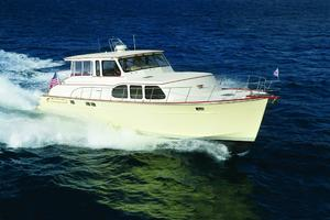 56' Huckins Linwood 56 2006