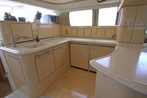 56' Sea Ray 560 Sedan Bridge 2000 Galley