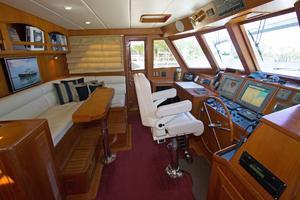 64' Grand Alaskan Pilothouse 2006 Pilothouse