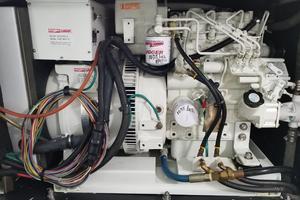 64' Grand Alaskan Pilothouse 2006 Generator 8 kW