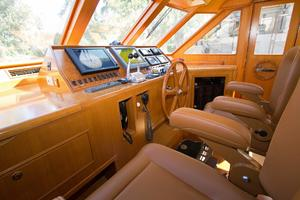 54' Offshore Pilothouse Hull #64 2005 Pilothouse