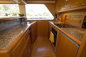 54' Offshore Pilothouse Hull #64 2005 Galley