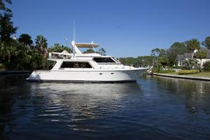 54' Offshore Pilothouse Hull #64 2005