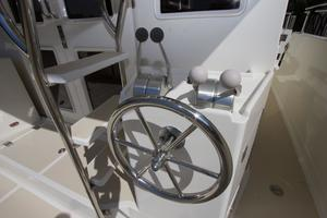 54' Offshore Pilothouse Hull #64 2005 Aft Station