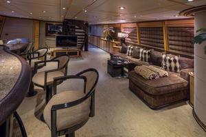 126' Norship Motor Yacht 1994 120 Norship - Salon