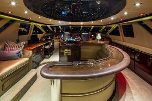 126' Norship Motor Yacht 1994 120 Norship - Pilothouse