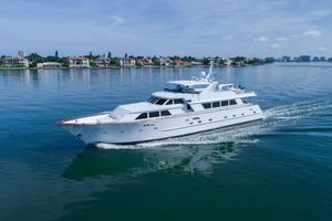 100' Broward Pilot House Motor Yacht 1987 This 1987 100'  Broward Pilothouse Motoryacht for Sale - SYS Yacht Sales