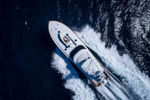 90' Yachting Developments Sport Fisherman 2012