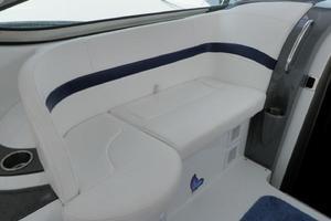 Upper cockpit seating