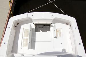 Viking 62 - Cockpit Storage