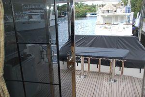 56' Neptunus 56' 2006 Aft Deck