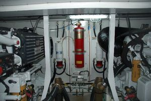 56' Neptunus 56' 2006 Engine Room