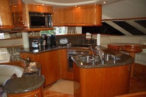 56' Neptunus 56' 2006 Galley
