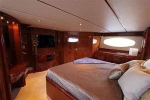 91' Tarrab Tri Deck MY 2012 Master Looking Forward