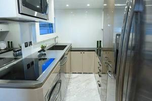 93' Johnson Rph W/on-deck Master 2017 Galley