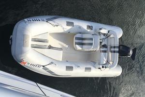 75' Hatteras Motoryacht 2002 2010 AQUASCAN TENDER