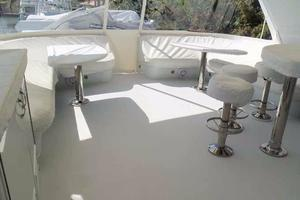 75' Hatteras Motoryacht 2002 COVERS FOR ALL