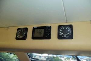 75' Hatteras Motoryacht 2002 HELM ABOVE